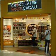 Franquia Brasil Cacau Chocolates