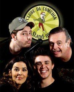 Stand-Up Clube de Comédia Na Noite de SP