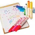Polishop Oferta Mini Stampers Crayola Canetas Com Carimbo