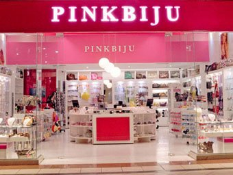 Franquia PinkBiju Lojas de Bijuterias e Acessórios