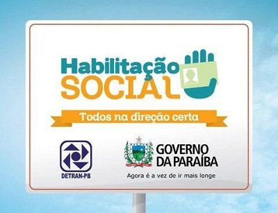 habilitação Social Paraíba
