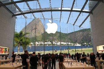 Vagas nas Lojas da Apple