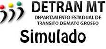 Simulado DETRAN MT