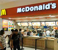 McDonalds Vagas Abertas