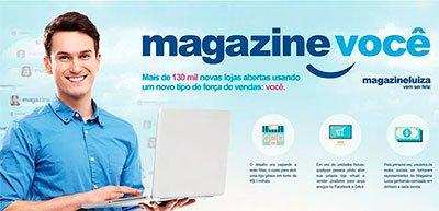 Loja Virtual Gratuita Da Magazine Você