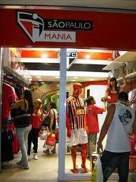 Franquia de Lojas São Paulo FC