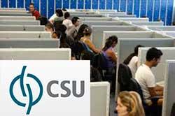 CSU Contact Vagas Abertas