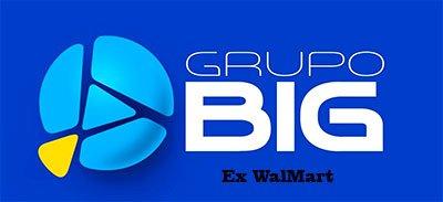 Grupo BIG Walmart Vagas Abertas
