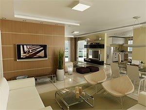 Leilão De Móveis De Apartamentos Decorados De Empreendimentos