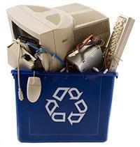 Lixo Descarte Eletrônico