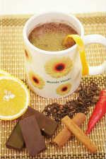 Chocolate Quente Inverno
